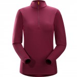 Arcteryx термобелье Phase SV Zip Neck LS Women