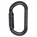Petzl карабин OK TRIACT-LOCK Black