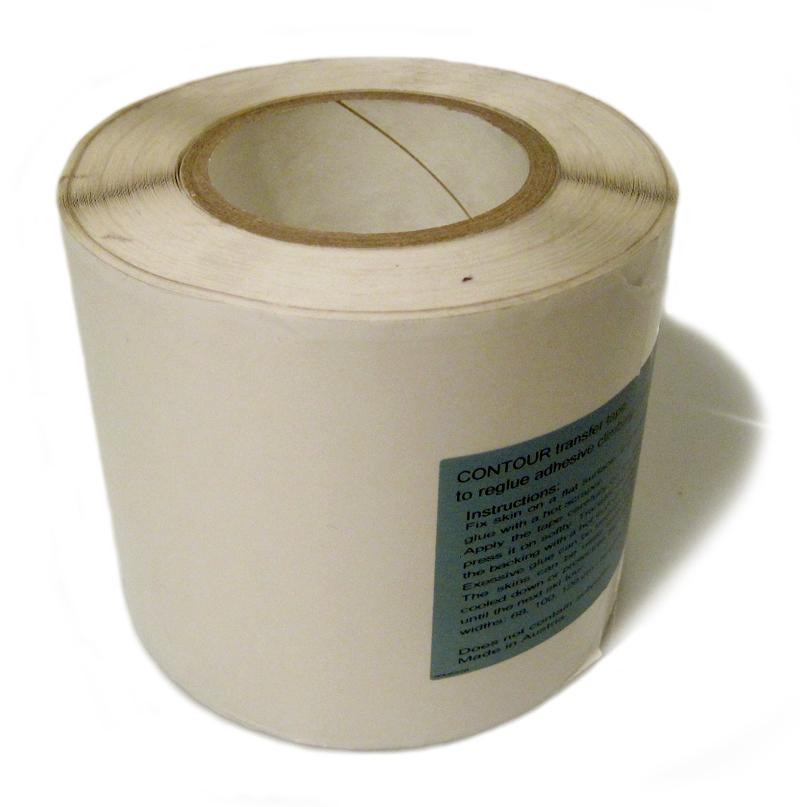 Contour лента с клеем для камуса 100 мм